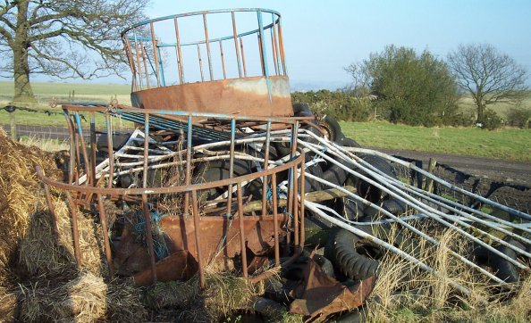 farm scrap metal clearance suffolk, farm scrap metal