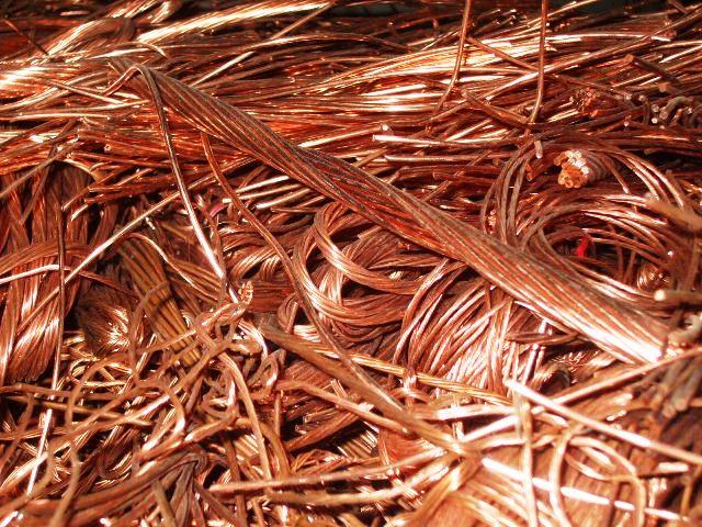 scrap copper ipswich