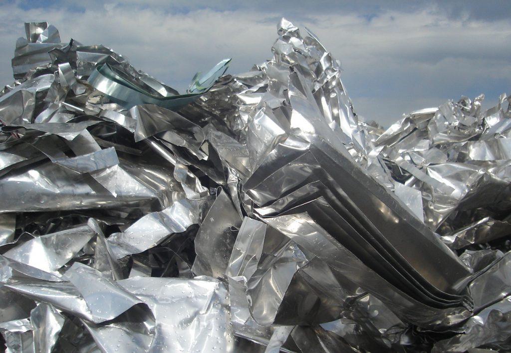 scrap aluminium ipswich